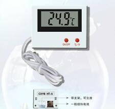 Digital Temperature Controller Thermostat Incubator LCD Aquarium Fish Tank+3Q