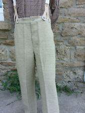 Confederate Jean Wool Trousers - Size 34