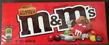 M&M's peanut butter Erdnussbutter Theatre Box 85,1g