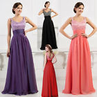 CHEAP Sexy Beaded Evening Party Prom Masquerade Gowns Bridesmaid Long Maxi Dress