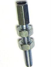 Weber/Dellorto/Solex Twin 38/40/42/45/48 Cable del acelerador Vinculación Ajustador carbohidratos –