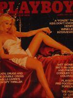 Playboy August 1977 | Julia Lyndon