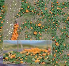 BUSCH 1201 Pumpkin field H0 #new original packaging#