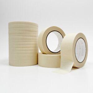 Masking Tape, Painting Crepe Paper, Painter's Tape【BEST BULK Price】FREE POSTAGE