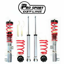Prosport DZT-Line Coilover Lowering Kit Vauxhall Corsa D All Engines inc. VXR