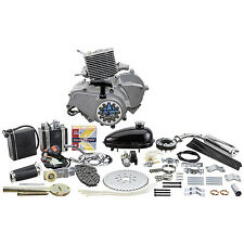ESTORM ELECTRIC START BT80 BICYCLE ENGINE MOTORIZED GAS BIKE 80CC 2-STROKE KIT