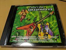 A Rock & Roll Christmas II CD, Dave Edmunds Local H Beach Boys Bryan Adams