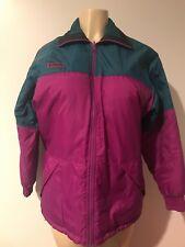 vintage columbia jacket Womens small Reversible