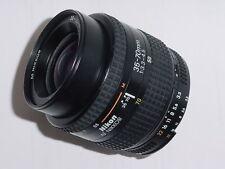 NIKON 35-70mm F3.3-4.5 AUTO FOCUS ZOOM LENS ** Ex+++