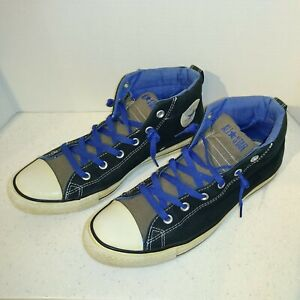 Chuck Taylor All Star Street Mid Sneakers  Converse ~ Men's Sz 11 / Womens Sz 13