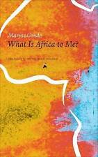 What is Africa to Me?: Fragments of a True-to-Life Autobiography (SB - The Afric