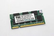 1GB DDR 333MHZ PC2700S 200pin SO-DIMM Notebook Laptop RAM Memory PC2700 CL2.5