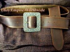 JACK SPARROW Flower waist belt + buckle pirate 3 ,4 db