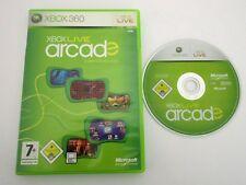 XBOX LIVE ARCADE - MICROSOFT XBOX 360 - Jeu PAL