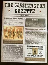Washington Gazette - Lupano & Salomone - L'homme qui n'aimait pas les armes...