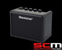 Blackstar FLY 3 FLY3 Mini Guitar Amp Battery Powered Combo Portable Amplifier