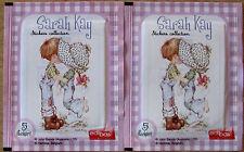 Sarah KAY/2 cartocci OVP/Sticker/EDIBAS/NUOVO/RARO RAR