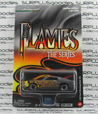 Greenlight GL 1/64 1969 FORD MUSTANG BOSS 429 FLAMES The Series 1 of 1500 VHTF