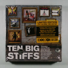 "V/A TEN BIG STIFFS Stiff Records Limited 7"" Vinyl Box Sex RECORD STORE DAY/RSD"