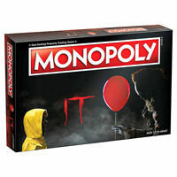 Stephen King's IT comes to Monopoly Board Game