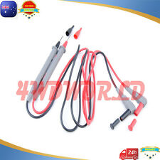 UNI-T Multimeter extention test lead probe for Fluke UT-L25 10A CAT III 1000V CE