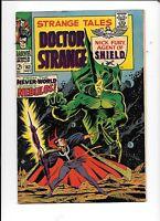 Strange Tales #162 November 1967 Jim Steranko art Doctor Strange SHIELD