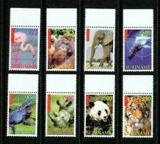 SURINAM - 1999 – ENDANGERED SPECIES  –  VF  **