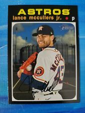 2020 Topps Heritage #706 Lance McCullers Jr Astros SP