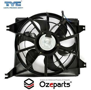 Radiator Cooling Thermo Fan Assembly For Hyundai Excel X3 1994~2000 Sedan Hatch