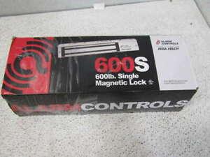 Assa Abloy Alarm Controls 600 Lb Single Magnetic Lock 600S