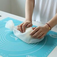 Silicone Kneading Dough Bag Flour Mixing Bag Kitchen Baking Tool