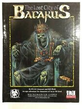 NEW  Lost City of Barakus DUNGEONS AND DRAGSONS Necromancer d20 Modules