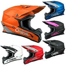 O'Neal Motocross Helm 1SRS Solid Cross Enduro Downhill Offroad Trail MX ATV
