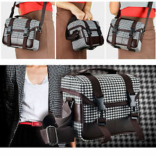 FASHION Camera Bag for CANON EOS 5D mark 6D 7D 1000D 1100D 1200D SX40HS SX50HS D