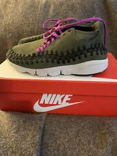 Nike Air Footscape Woven Chukka UK10