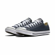 Converse Chuck Taylor All Star Classic Canvas Low Top Baseball Trainers Shoes