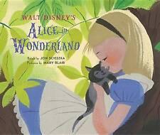 Walt Disney's Alice in Wonderland by Jon Scieszka (Hardback, 2016)