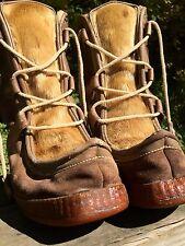 SHEEPSKIN WINTER BOOTS MENS/WOMAN NORDIC SHOES 38 11 TYROL SHOE CO LTD CANADA
