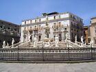 Sicily, Palermo, Italy. Digital photo, image, picture, virtual postcard