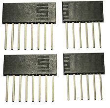 Arduino Stackable Header Kit 2x8pin+2x6pin UNO Shield