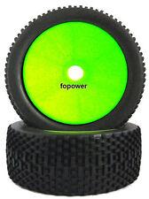 RC 4pcs Sponge Liner Tyre Tires & Wheel Rim Fit HSP 1:8 Off-Road Buggy 81G-801