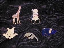 Cute Animals Pins & Hat Pin Tie Tacs #37