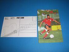 Des Walker Nottingham Forest, Sampdoria, Sheffield Wednesday, ENGLAND postcard