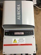 Power-One Aurora Pvi 3.6 Solar Pv Inverter 3600 Watt Dual MPPT / Tracker