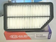 2011-2017 Kia Rio Rio 5 Engine Air Filter OEM 28113-1R100