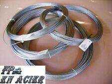 Cable Acier Diamètre 3 mm Souple Vendu AU Mètre