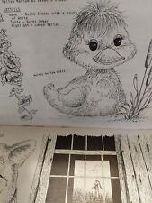 1977 Susan Scheewe Painting Patterns Vol. 8 Art Painting vintage book artist art