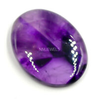 Cts. 40.75 Natural  Star Amethyst Cabochon Oval Cab Exclusive  Gemstone