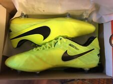 NIKE TIEMPO LEGEND VI SG ACC SOCCER CLEATS KANGAROO ITALY 873315-708 SIZE 10.5