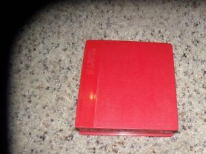 "Red 3.5"" floppy disk case"